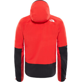 The North Face M's Apex Flex GTX 2.0 Jacket High Risk Red/TNF Black